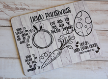 Load image into Gallery viewer, WOODEN PRINTED MESSAGE BORD