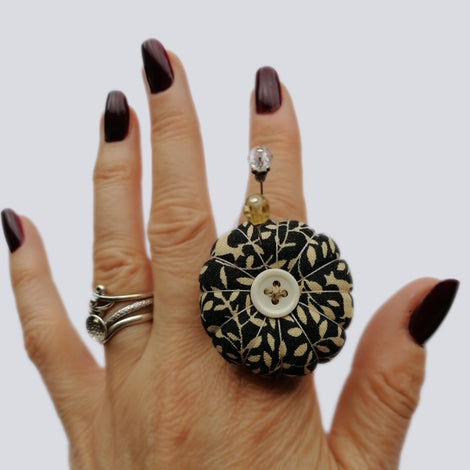 Pincushion Rings