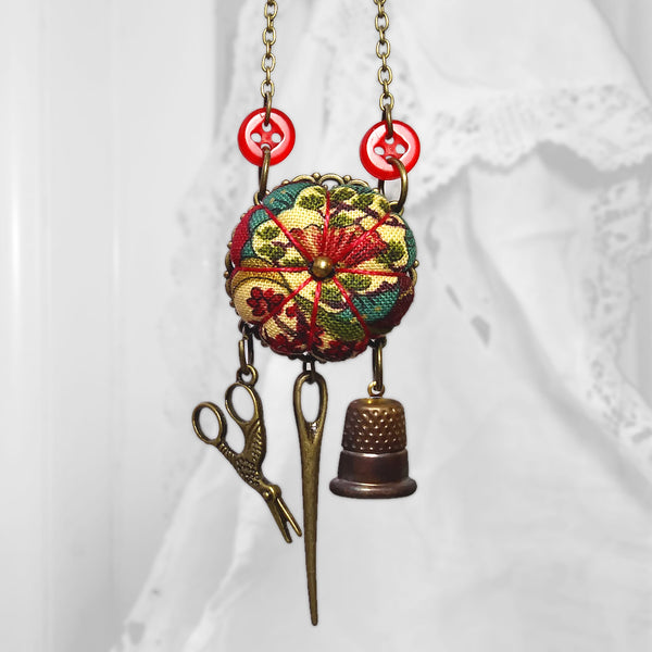 Chatelaine Sewing Necklaces - LIMITED EDITION ♥