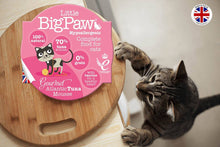 Charger l'image dans la galerie, Little Big Paw Chat 85g Thon