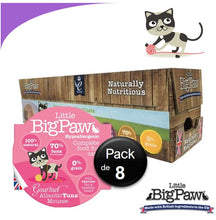 Charger l'image dans la galerie, Little Big Paw Chat 85g Thon - Carton