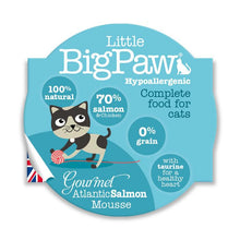 Charger l'image dans la galerie, Little Big Paw Chat 85g Saumon
