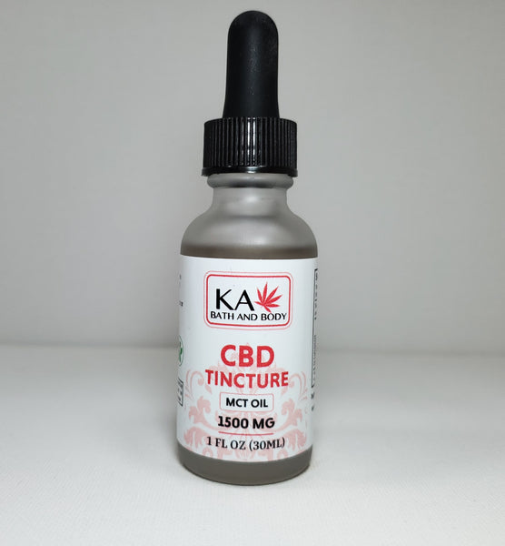 1,500 MG Tincture