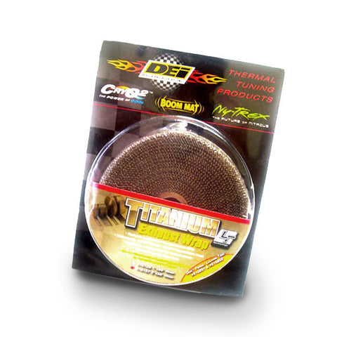 F-DEI-010127 - DEI - Titanium Exhaust Wrap - 2in X 50ft