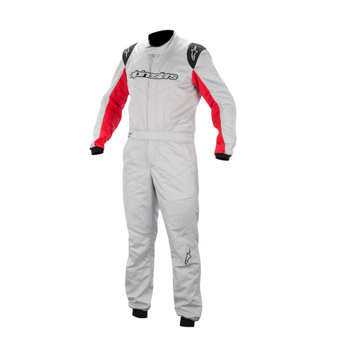 Alpinestars - GP Start Suit - White/Red - Size 60
