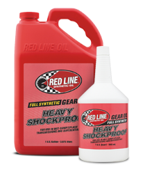 Red Line - Heavy ShockProof - 1QT