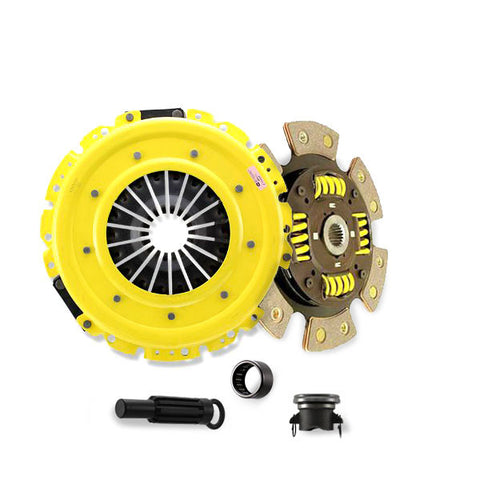 F-ACT-SB10-HDG6 - ACT - Heavy Duty 6-Puck Disc Clutch Kit (04-16 STi / 07-09 Legacy GT spec.B)