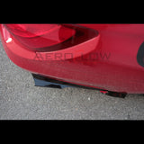 Aeroflow Dynamics - Rear Spat Extension V2 - Sedan Only (08-14 WRX / 08-14 STi)