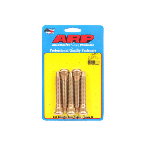 F-ARP-100-7717 - ARP - Extended Wheel Studs - Pack of 5 - (03-06 EVO)