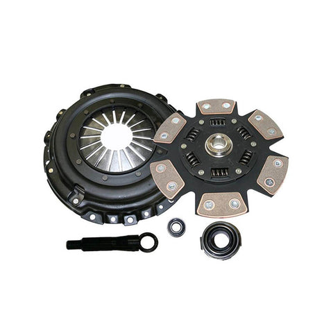 15030-1620 - Competition Clutch - Stage 4 - Six Puck Clutch Kit (04-17 STi)