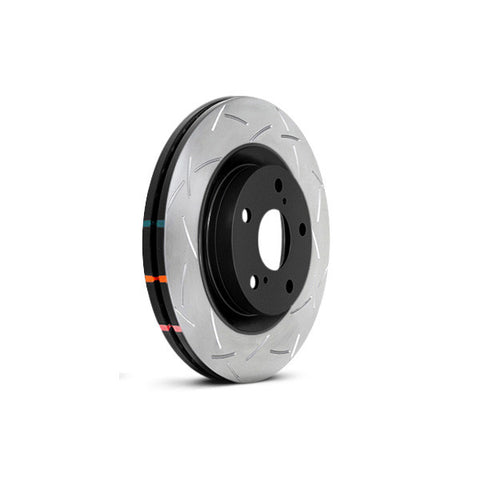 F-DBA-4654S-10 - DBA - 4000 Series T-Slot Slotted Rotor Single - Front (04-15 STi)