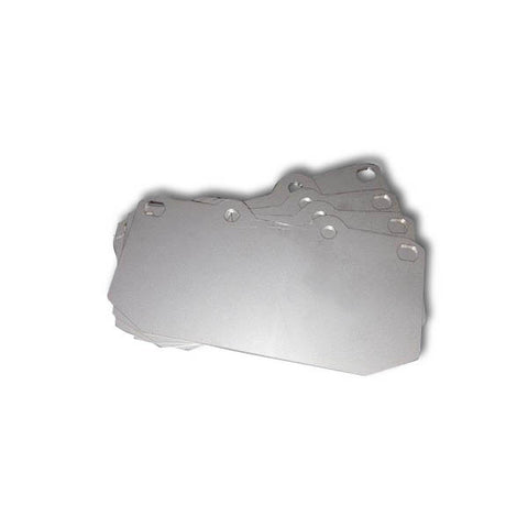 Freedom Shop - Stainless Steel Brake Heat Shields Shim - 4 pot - Front (06-07 WRX)