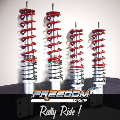 Freedom Shop - Striker 50 mm Gravel Suspension (02-07 WRX / 04 STI)
