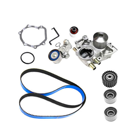F-GAT-TCKWP328RB - Racing Timing Belt Kit w/Water Pump (inc.04-14 WRX / 04-15 STi)