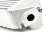 F-GRM-090010 - GrimmSpeed - Top Mount Intercooler Kit - Silver (08-14 WRX)