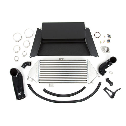 F-GRM-090027 - GrimmSpeed - Top Mount Intercooler Kit - Silver (05-09 Legacy GT)