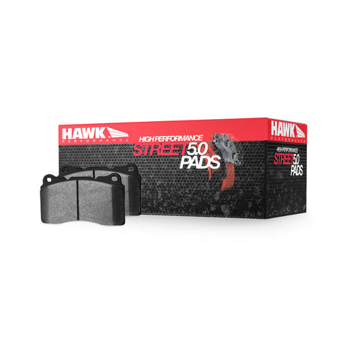 F-HAW-HB180B.560 - Hawk - HPS 5.0 Brake Pads - Rear (inc. 04-15 STi / 03-06 EVO)