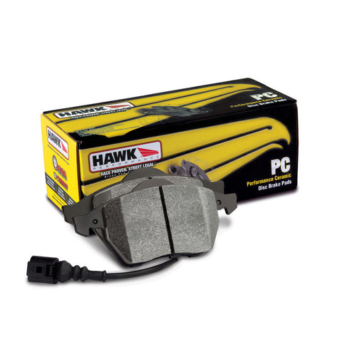 F-HAW-HB671Z.628 - Hawk - Performance Ceramic Pads - Rear (inc. 10-12 Legacy GT / 10-13 Legacy 3.6R)