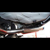 F-INV-HS15SW4GST - Invidia - Titanium Tip Racing Cat Back N1 Single Exhaust (15-16 WRX / 15-16 STi)