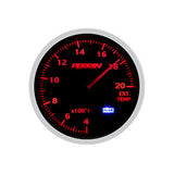 PERRIN - 60mm Exhaust Gas Temperature Gauge