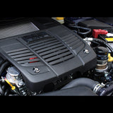F-PER-PSP-ENG-166BK - PERRIN - Engine Cover Lockdown - Black (15-16 WRX)