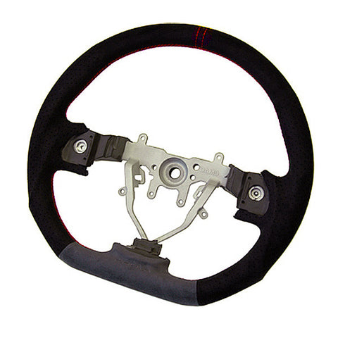 F-PRV-94010DM0010 - Prova - D-Shaped Steering Wheel (08-14 WRX / 08-14 STi)