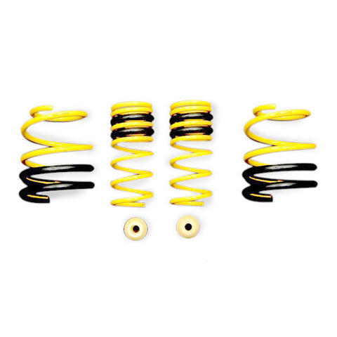 F-RAC-VA360WRX - Racecomp Engineering - Yellow Lowering Springs (15 WRX)