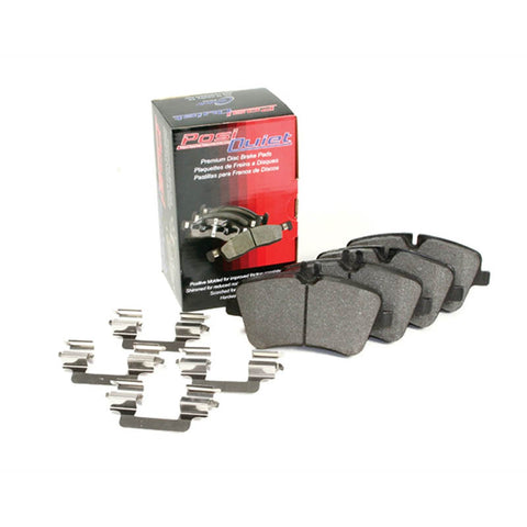 F-STT-104.09610 - Stoptech - PosiQuiet Semi-Metallic Brake Pads - Rear (inc. 04-17 STi)