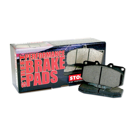 F-STT-309.07210 - Stoptech - Street Performance Brake Pads - Front (inc. 02 WRX / 96-02 Legacy 2.5i)