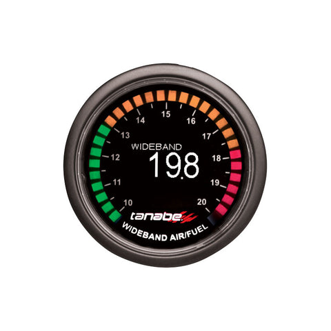 F-TAN-1TR1AA005 - Tanabe - VLS Wideband Air/Fuel Ratio Gauge - 52mm