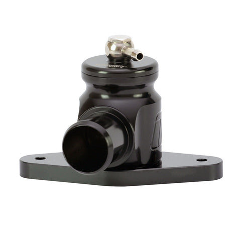 F-TSM-TS-0203-1210 - Turbosmart - Recirculating Blow Off Valve Kompact Plumb Back - Black (inc. 08-14 WRX / 09-13 Forester XT)