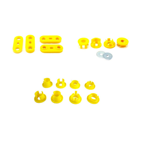 Whiteline - Drivetrain Bushing Kit (11-14 WRX / 11-14 STi)