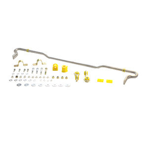 F-WHI-BSR51Z - Whiteline - Rear Sway Bar 20mm Adjustable (08-11 Impreza  WITHOUT Factory Rear Sway Bar)