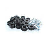 F-WHI-W61382A - Whiteline - Rear Control Arm Lower Inner & Outer Bushing Kit (inc. 04-07 STi / 02/07 WRX)