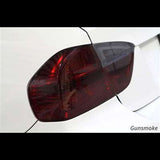 F-LAM-S316-1G - Lamin-X - Taillight Covers Hatchback - Reverse Cut Out Gunsmoke (08-14 WRX / 08-14 STi)