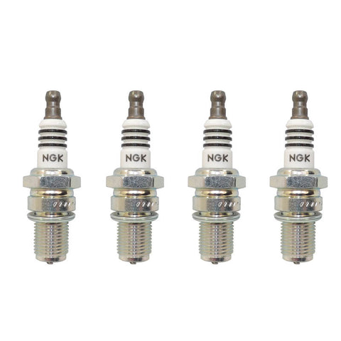F-NGK-LFR7AIX-4 - NGK - Iridium One Step Colder Spark Plug (Pack of 4) (inc. 04-17 STi / 06-14 WRX)
