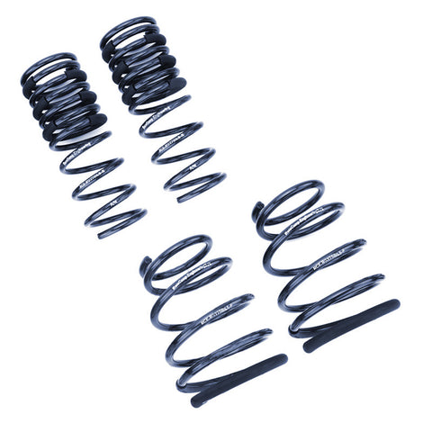F-RAC-RG275BILS - Racecomp Engineering - Regular Guy Lowering Springs (09-14 WRX)