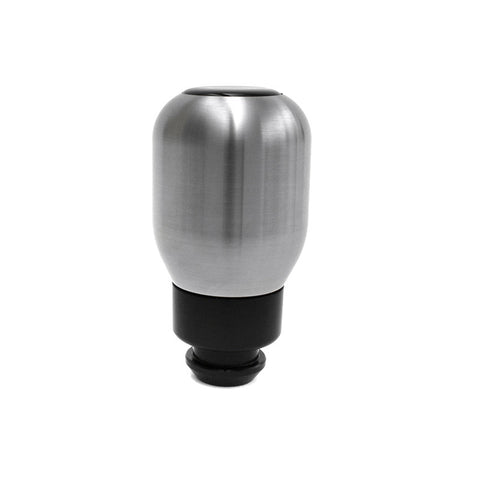 F-PER-PSP-INR-101SS - PERRIN - 5 Speed Shift Knob - Slim Stainless Steel (inc. 02-14 WRX )