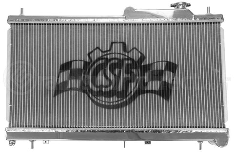 CSF - Racing Radiator - MT (08-14 WRX / 2008+ STi)