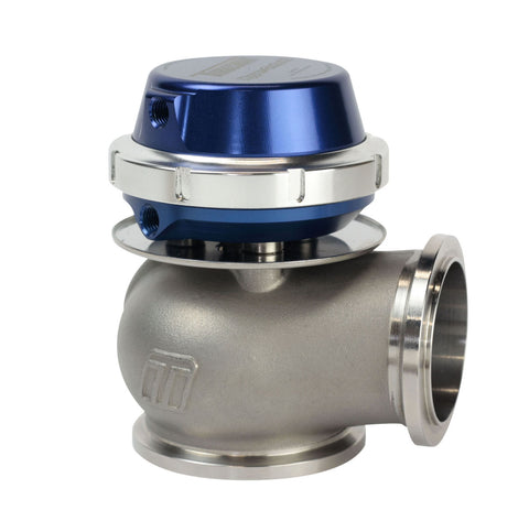 Turbosmart Hyper-Gate45 Wastegate Blue - 45mm - 7 PSI BLUE