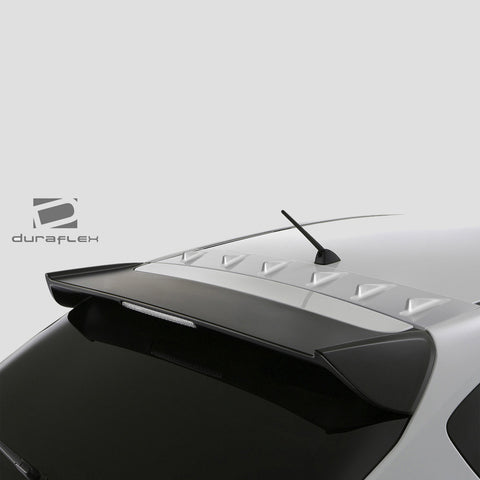 F-DFX-107861 - Duraflex - 5DR C-Speed Roof Wing Spoiler - 1 Piece - Hatchback (inc. 08-14 WRX / 08-14 STi)