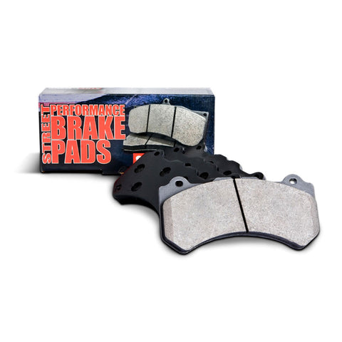 F-STT-309.09610 - Stoptech - Street Performance Brake Pads - Rear (inc. 04-15 STi / 03-06 EVO)