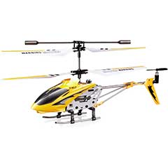 Photo of remote control helicopter