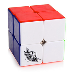 Photo of the Magic Cube