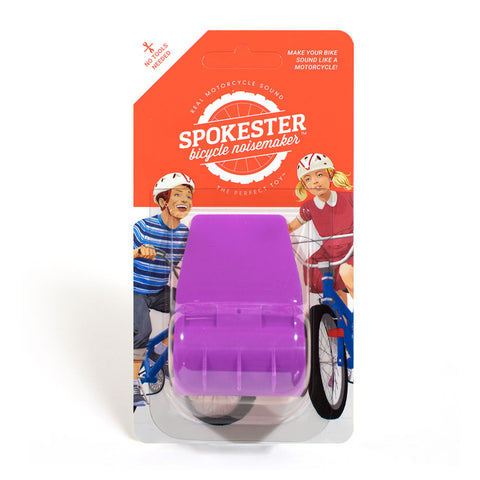 Purple Spokester