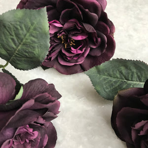 Rose Pick Burgundy