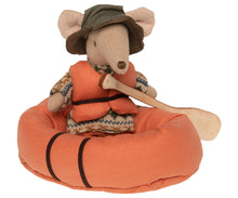 Maileg Rubber Boat Mouse