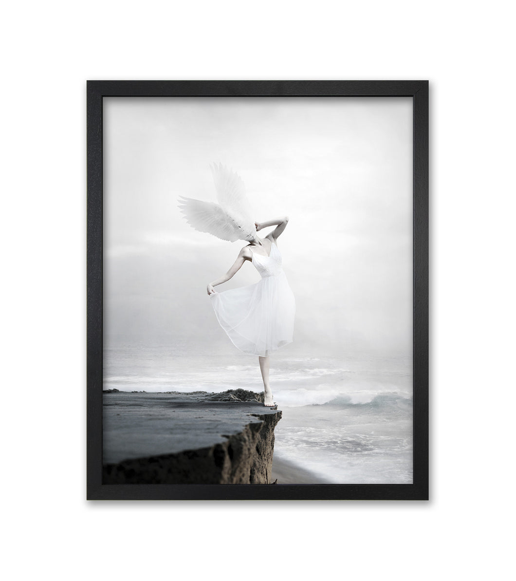 The White Sky - XIX Canvas