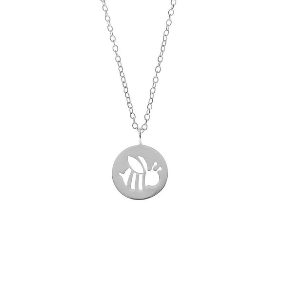 Bee Mine Necklace, Necklace - Blaack Fox