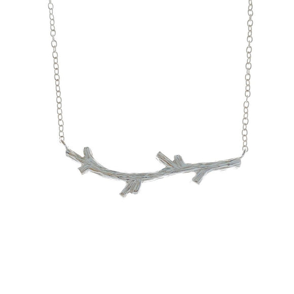 Tree Bar Necklace, Necklace - Blaack Fox